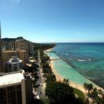 ハワイのハイアットで海の見えるすてきなお部屋が格安